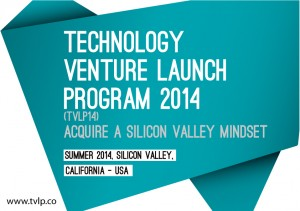 Technology venture launch program 2014